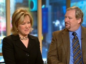Rick and Kay Warren